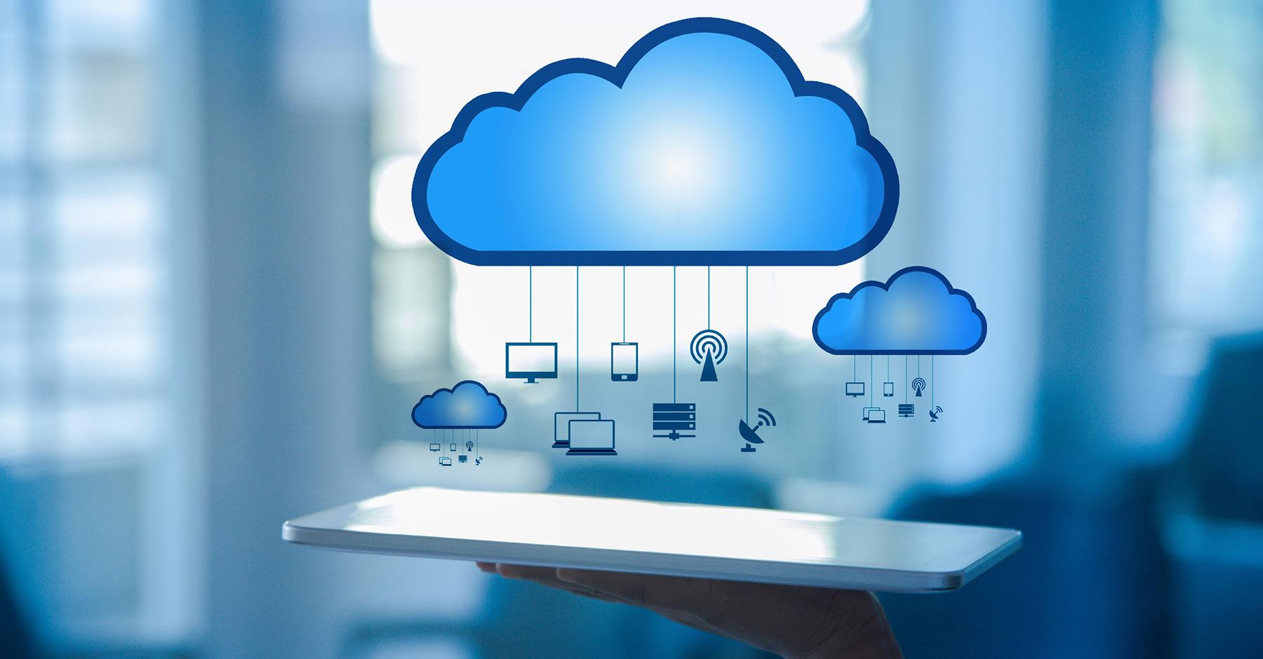 Cloud based CRM Software